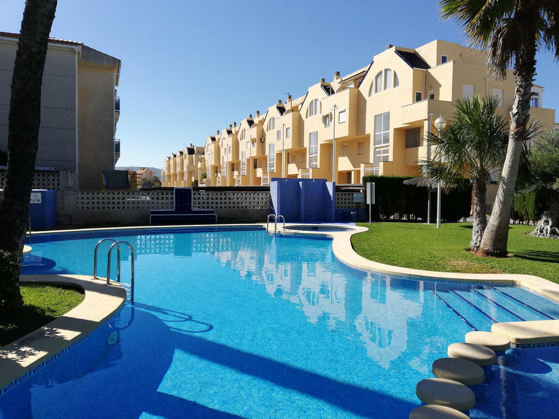 Apartamento -                                       Denia -                                       2 dormitorios -                                       5 ocupantes