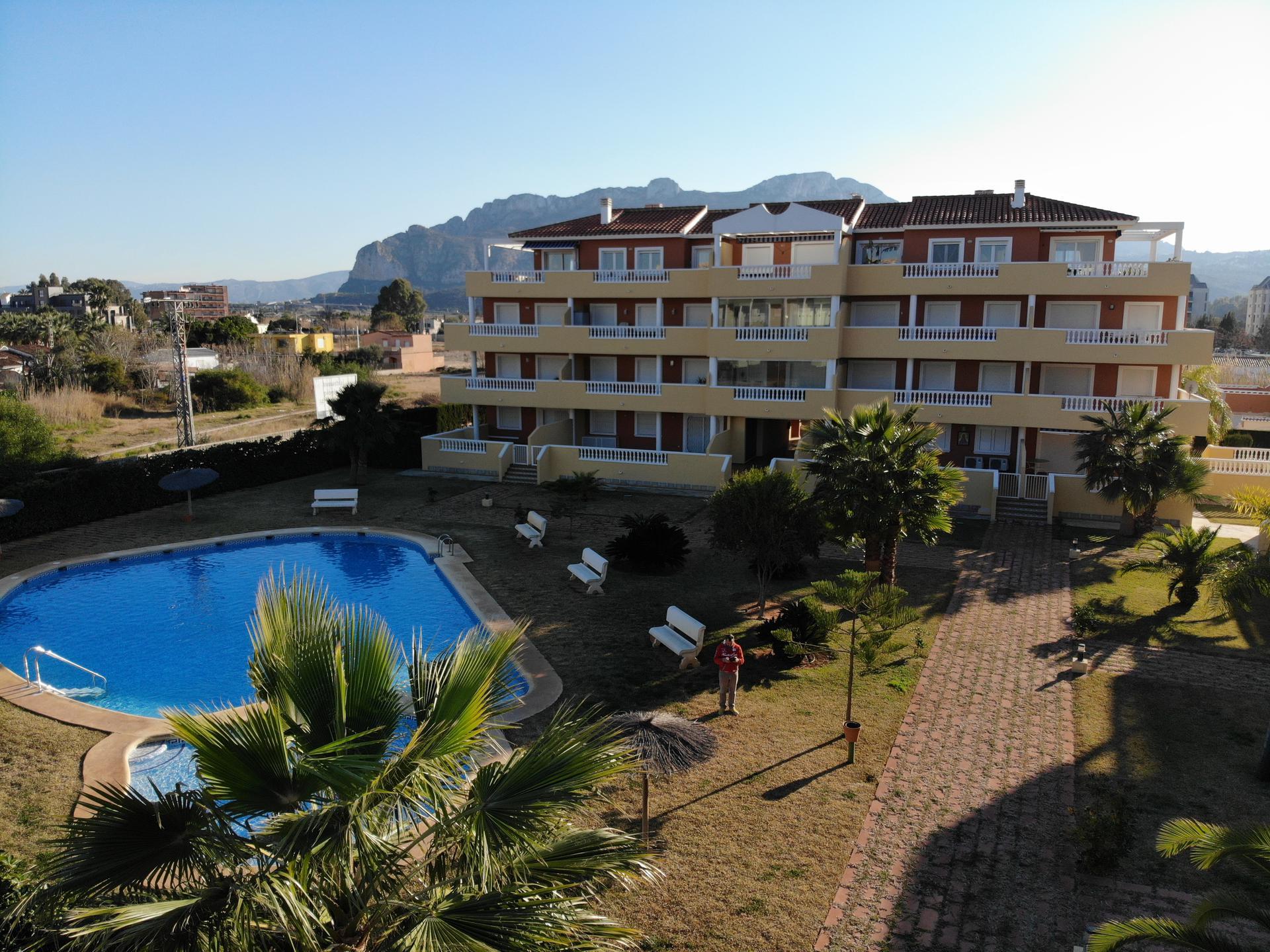 Apartamento -                                       Denia -                                       2 dormitorios -                                       6 ocupantes