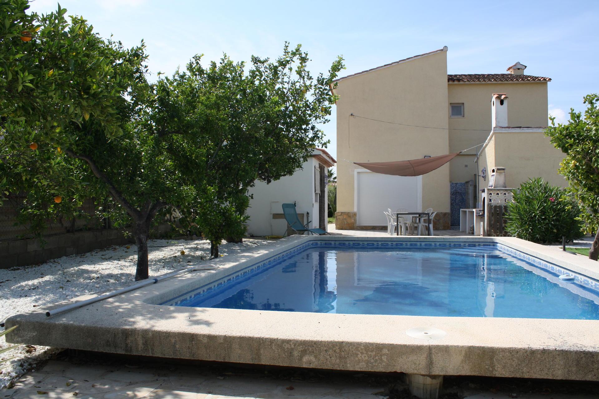 Villa -                                       Denia -                                       4 dormitorios -                                       8 ocupantes
