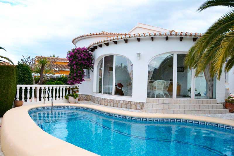 Villa -                                       Els Poblets -                                       2 dormitorios -                                       6 ocupantes
