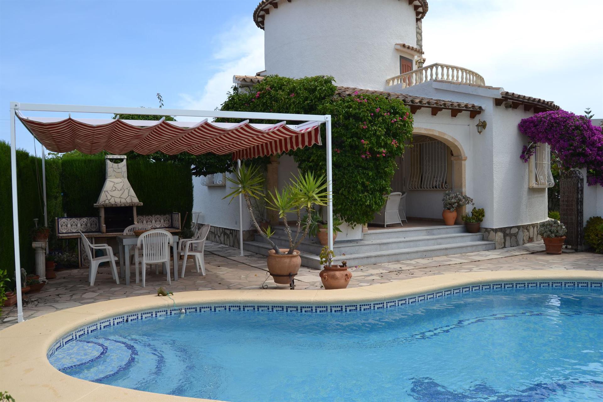 Villa -                                       Els Poblets -                                       2 dormitorios -                                       5 ocupantes